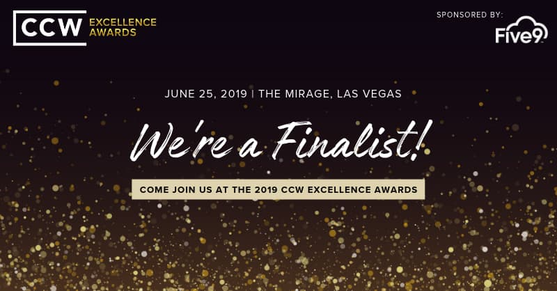 Language I/O Named CCW Disruptive Technology of the Year Finalist