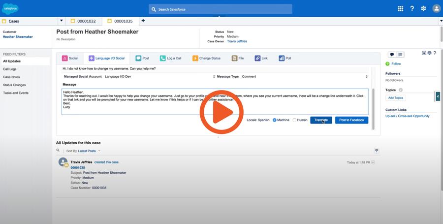 social translation for salesforce video screenshot