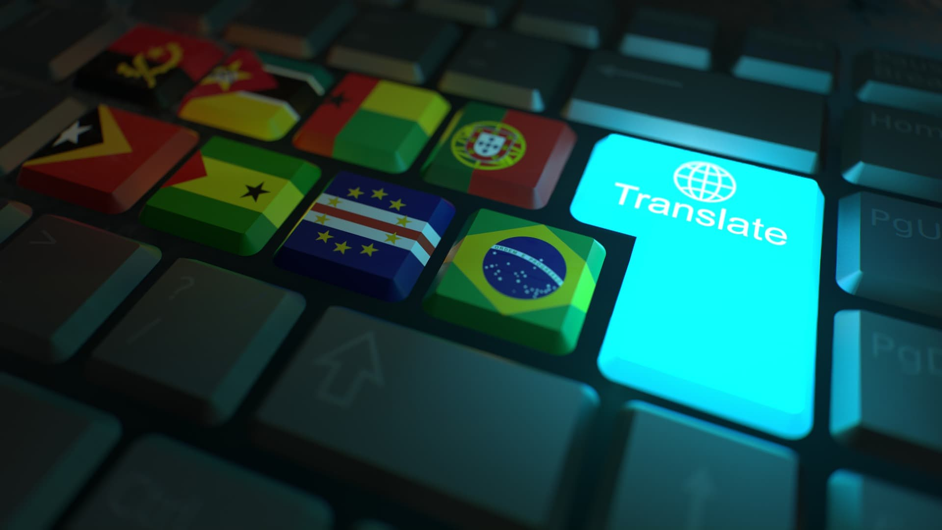 Realtime Translation Glossary Enforcement in LIO